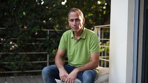 Boaz Kolodner, voluntario para la primera fase de la vacuna israelí contra el COVID-19.