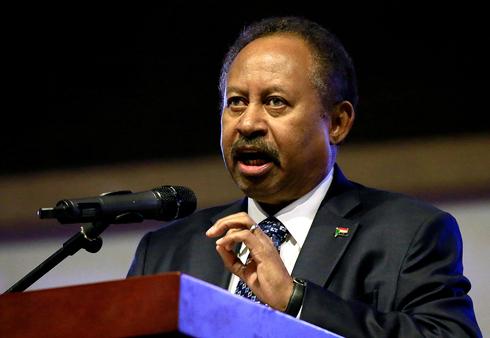 El primer ministro de Sudán, Abdalla Hamdok, busca llegar a un acuerdo con Israel.
