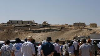 Khirbet Al-Majaz Beduinos Israel