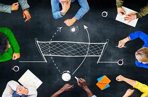 Los primeros días de una empresa a menudo determinan sus características centrales.