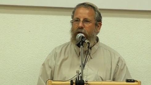 Rabino Dr. Chaim Burgansky.