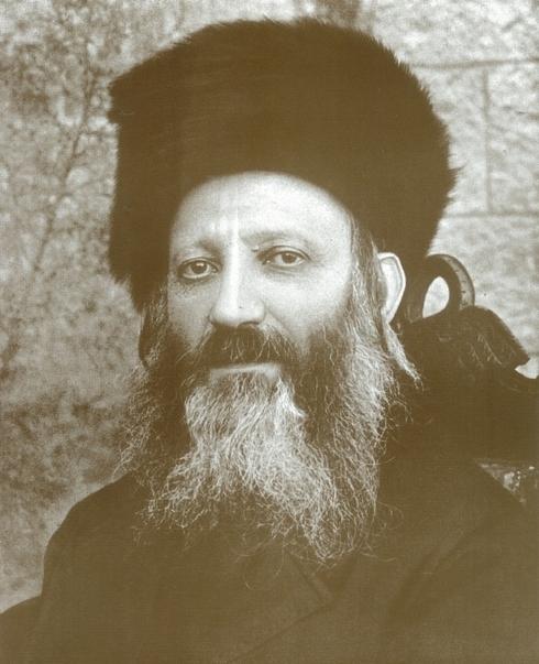 Rabino Abraham Isaac Kook, el padre del sionismo religioso, se oponía al ascenso al Monte del Templo.