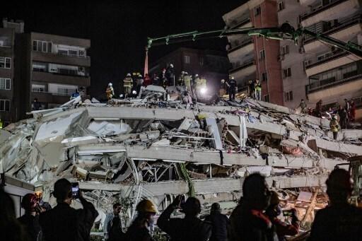 O Ministro da Defesa de Israel, Benny Gantz, expressou solidariedade com os afetados