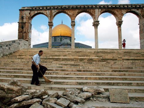 Nunca se ha realizado una profunda investigación arqueológica en el Monte del Templo.