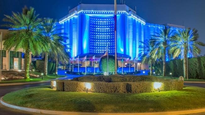 Hotel Ritz Carlton Manama.