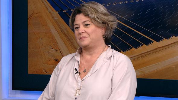 Dorit Banet, directora ejecutiva de Eilat-Eilot.