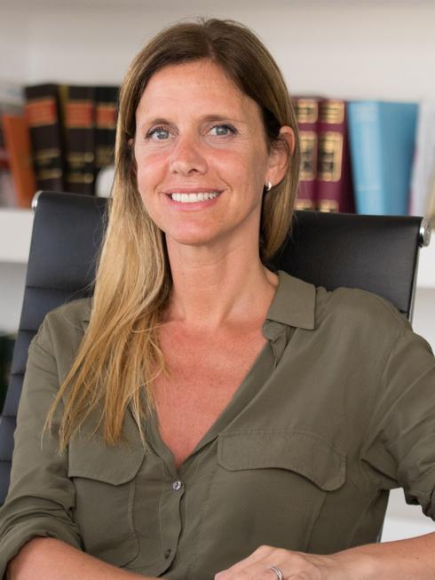 Yael Bende, asesora general tutelar del Ministerio Público Tutelar de la Ciudad de Buenos Aires.