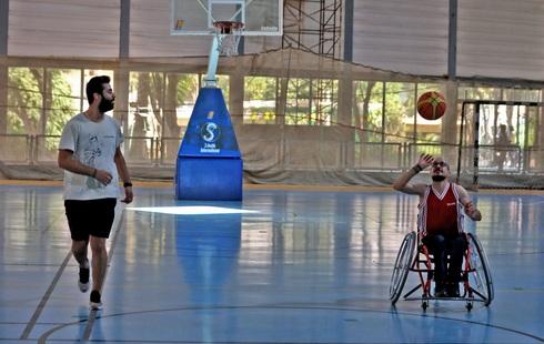 Siria discapacitados