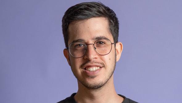 Gal Ringel, CEO y cofundador de Mine.