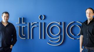 Daniel y Michael Gabay, fundadores de Trigo.