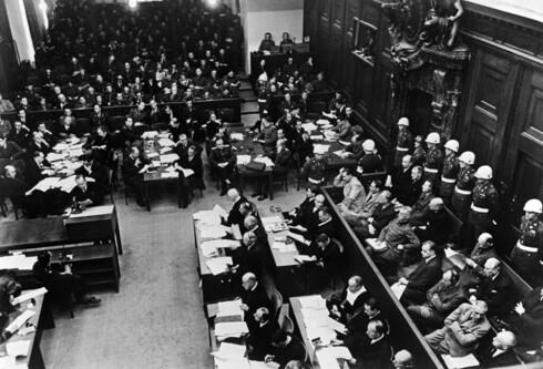 Juicio Nuremberg