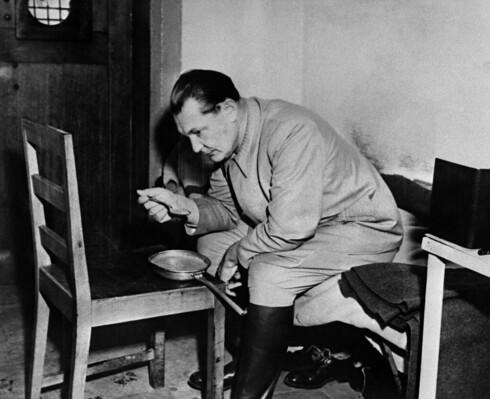 Juicio Nuremberg Goering