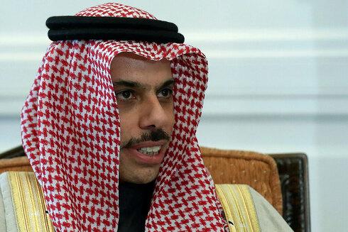 Faisal bin Farhan Al-Saud, ministro de Relaciones Exteriores de Arabia Saudita.