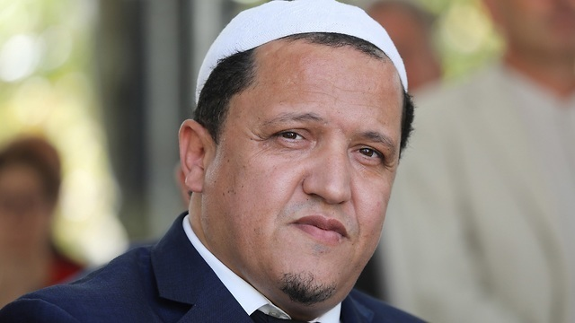 El imán Hassen Chalghoumi.