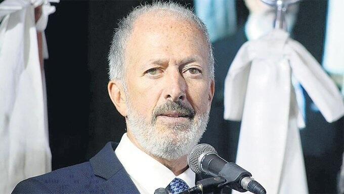 Jorge Knoblovits, presidente de la DAIA en la Argentina.