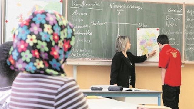 """Profesores alemanes denuncian un """"ambiente de terrorismo"""" en las escuelas."""