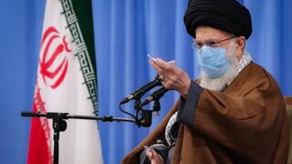 Alí Jamenei durante su última aparición pública el 24 de noviembre.