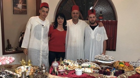 Marruecos Israel