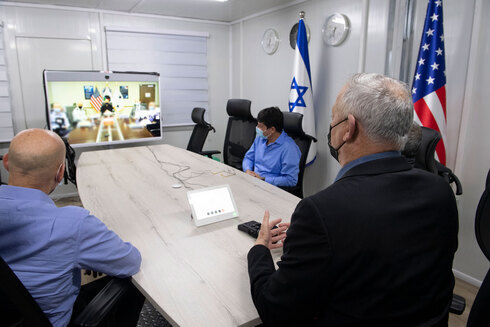 Israel se prepara