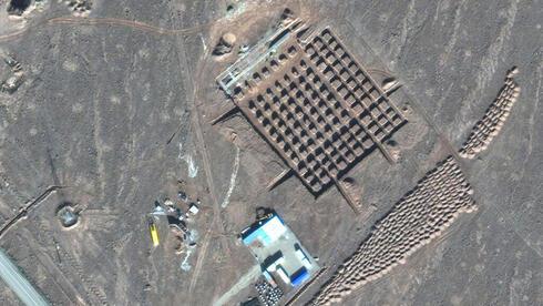 Irán Satelital Nuclear