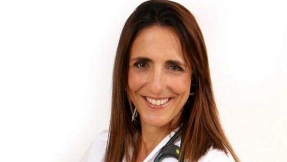 Malena Cohen, jefa del Servicio de Neumonología Pediátrica del Instituto Hadassah