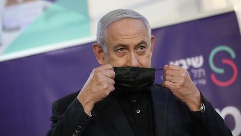 Netanyahu manifestó su preocupación por la mutación del coronavirus descubierta en algunos países.