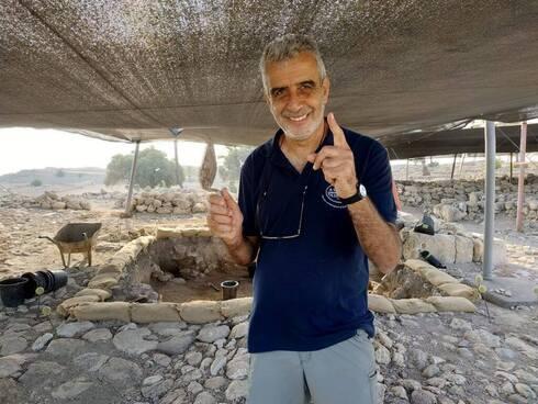 Prof. Israel Finkelstein.