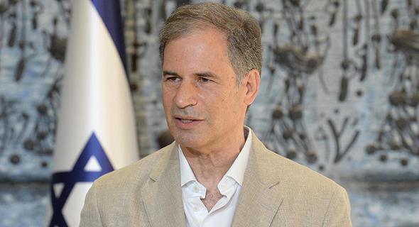 Eytan Stibbe será el próximo astronauta de Israel, y el ministerio colaborará con la Fundación Ramon en la misión.