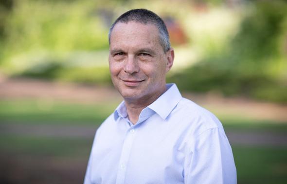 Yizhar Shai, ministro de Ciencia y Tecnología.