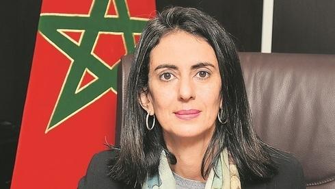 Nadia Fettah Alaoui, ministra de Turismo de Marruecos.