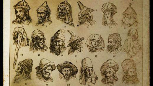 Kipa Sombrero Judío