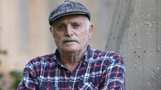 Boris Gólod, sobreviviente de la Shoá.