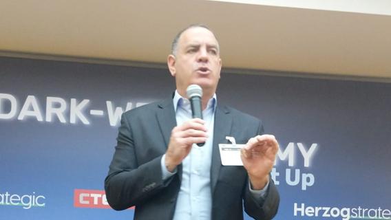 El doctor Nimrod Kozlovski.