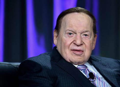 Sheldon Adelson nació en Boston, Estados Unidos.