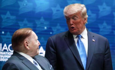 En 2016, Adelson fue el principal contribuyente de la campaña presidencial de Trump.