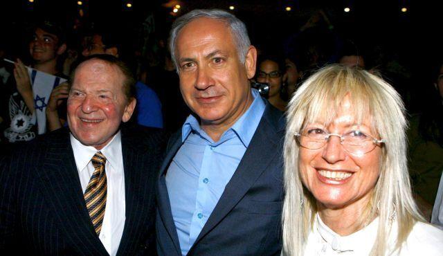 Adelson apoyó a Netanyahu desde su primer mandato como primer ministro de Israel, en 1996.