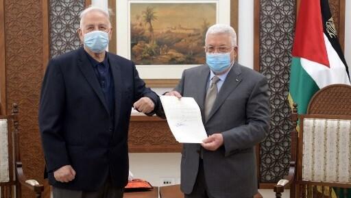 La orden se emitió tras una reunión de Abbas con el presidente de la Comisión de Comicios Generales, Hana Nasser.