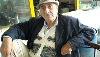 Jura Abaev era el último judío de Juyand.