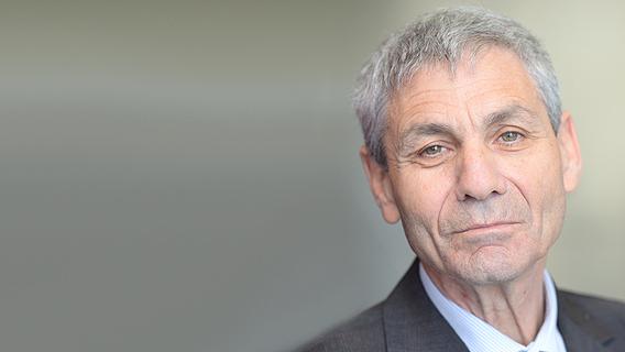 Avi Blasberger, director de la Agencia Espacial de Israel.