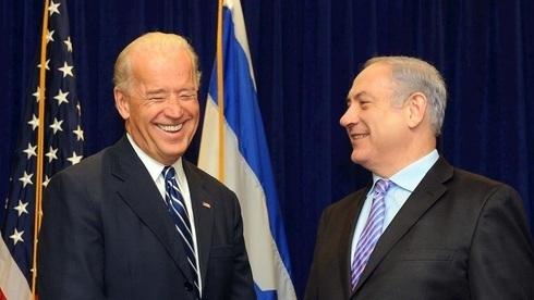 En el año 2016, Benjamín Netanyahu y el entonces vicepresidente de Estados Unidos, Joe Biden, mantuvieron una reunión en Jerusalem.