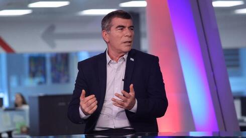 Ministro de Asuntos Exteriores de Israel, Gaby Ashkenazi.