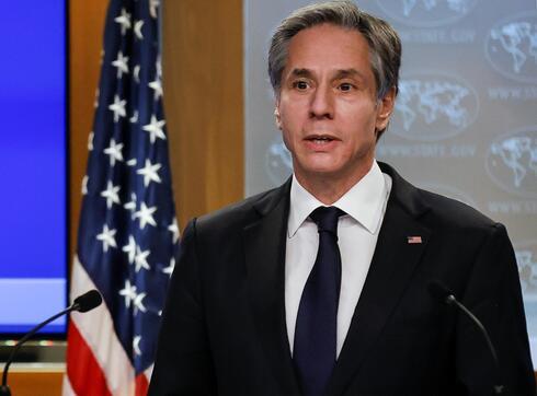 Antony Blinken, Secretário de Estado dos Estados Unidos.