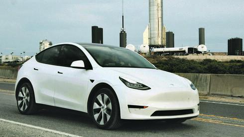 Vehículo de Tesla Model 3.