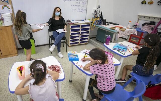 Escuelas israelíes