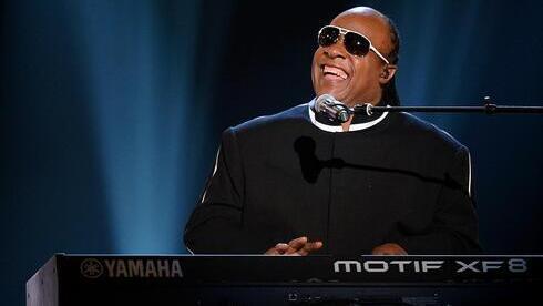 Stevie Wonder también obtuvo decenas de premios Grammy.