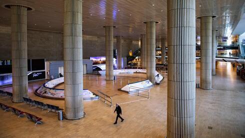 El Aeropuerto Ben Gurion permanecerá cerrado para vuelos comerciales.