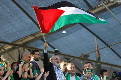 El máximo líder de Hamas en la Franja de Gaza, Ismail Haniya.