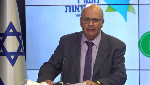 El director general del Ministerio de Salud, Hezi Levi.