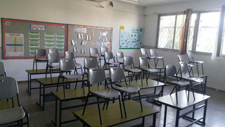 Los colegios secundarios todavía no reanudaron las clases en Israel.