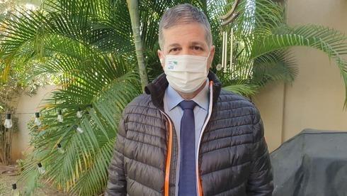 Viceministro de Salud Yoav Kisch.